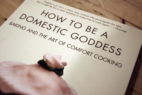 68/365 How to be a domestic goddess.