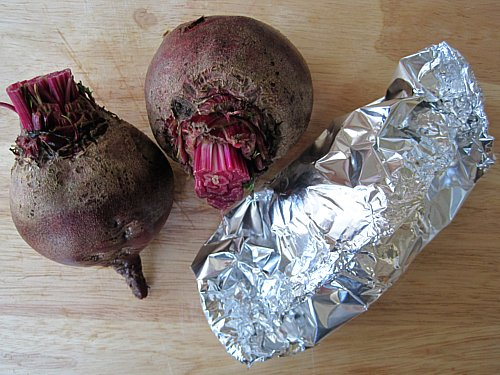 Oven Roasted Beets 2