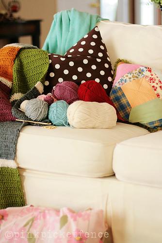 weekend crochet spot