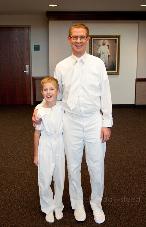 Oct 16 - Baptism
