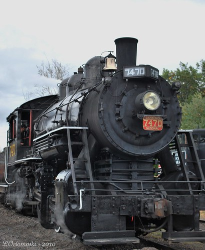 Steam Engine 7470