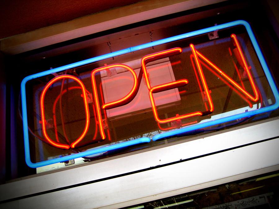 open by Sean McMenemy, on Flickr