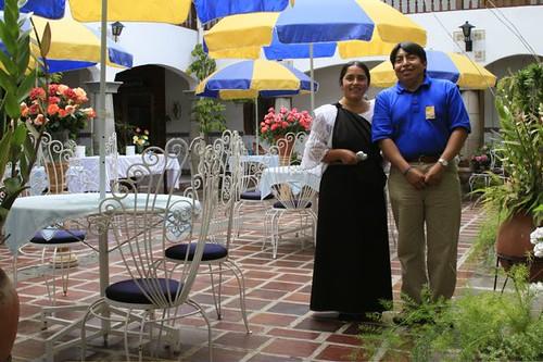 Ecuador-hotel