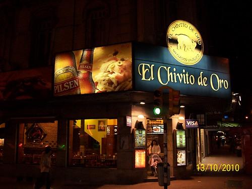 El Chivito de Oro