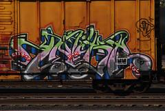 Knistt (All Seeing) Tags: graffiti zee fgs gtl