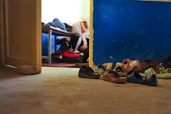101013-F-3682S-154 (ResoluteSupportMedia) Tags: afghanistan newjersey kabul usarmy ghazni isaf ghazniprt polishprt donatingsuppliestoafghanschool civilafairs 404thcab touheedabudschool