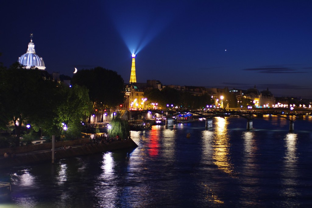 一頁巴黎。一夜巴黎。大事小記(三)