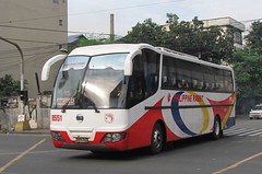 Philippine Rabbit AX (Api 5 =)) Tags: 2 bus rabbit del motors monte ax xtreme aero philippine 8551 prbl dmmc