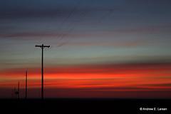 Eastern Washington Sunrise