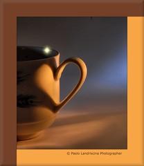 Un amore...di caff! - ... A love of coffee! (Paolo Landriscina) Tags: love coffee nikon heart coffeecup caff tazzina cuore amore paololandriscinaphotographer unamoredicaff aloveofcoffee
