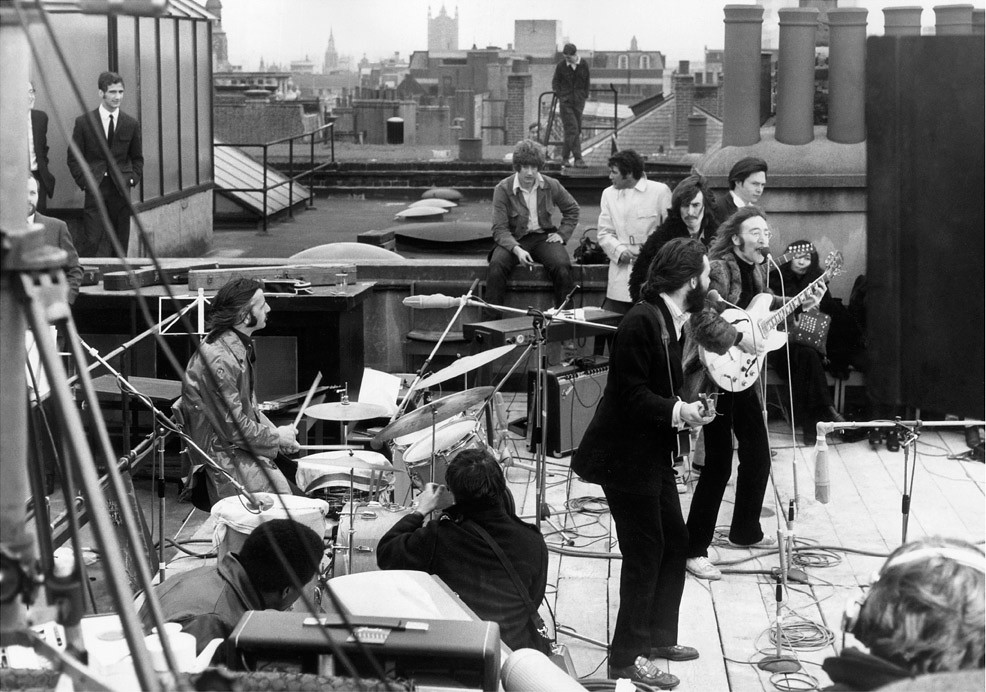 Sonic Editions - The Uncut Collection: Rooftop Beatles