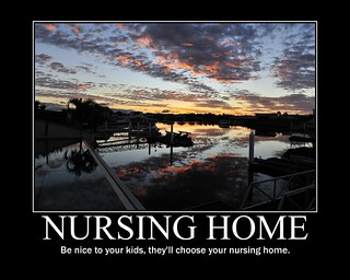 Nursing Home.