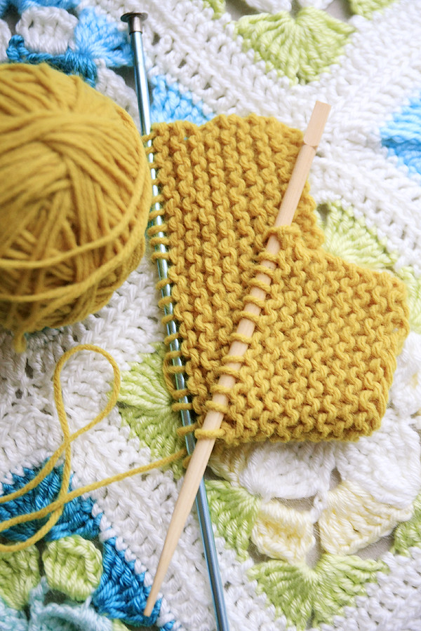 chop stick knit