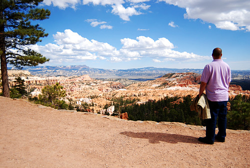 Pete at Bryce Canyon