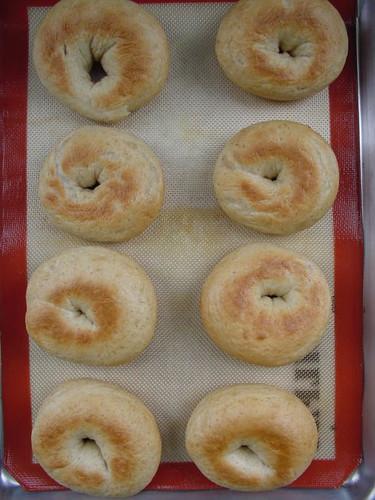 bake 10 minutes per side
