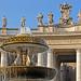 Italy-0028 - Piazza San Pietro Fountain