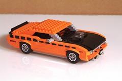 Plymouth Hemi Cuda - 1971 - Fantasia