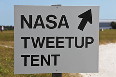 NASATweetup for STS-133