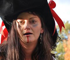 Glasgow Zombie Walk (Charles Hamilton Photography) Tags: portrait halloween faces kelvingrove zombiewalk glasgowzombiewalk