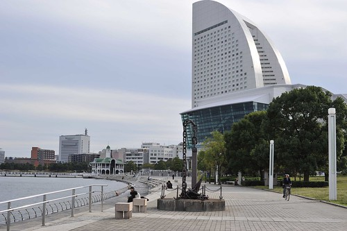 yokohama waterfront