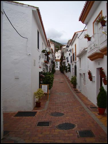 Centro histórico de Benalmádena Pueblo