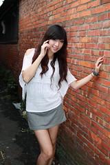 [フリー画像] 人物, 女性, アジア女性, 201105122100