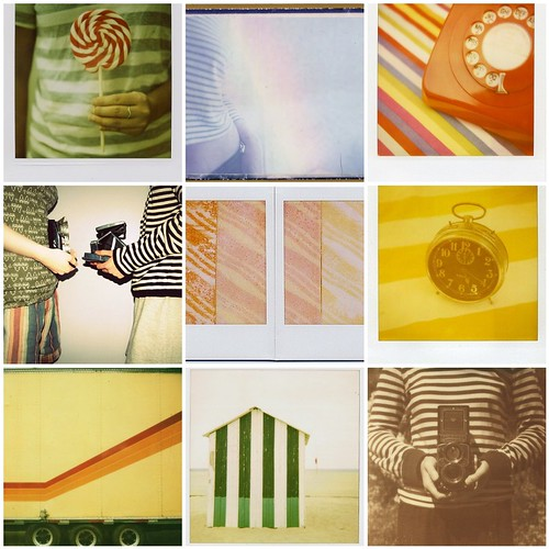 Polaroid Stripes