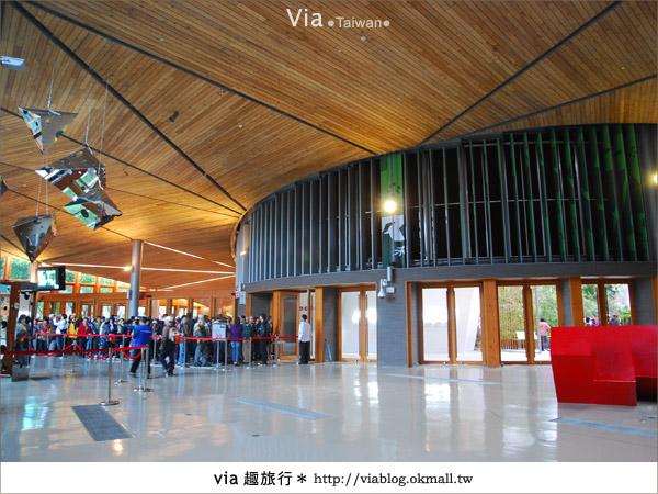 【花博夢想館】via遊花博(下)~新生三館:花博夢想館及未來館、天使生活館6