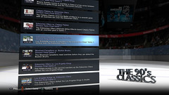NHL GameCenter PS3 - Classic Games