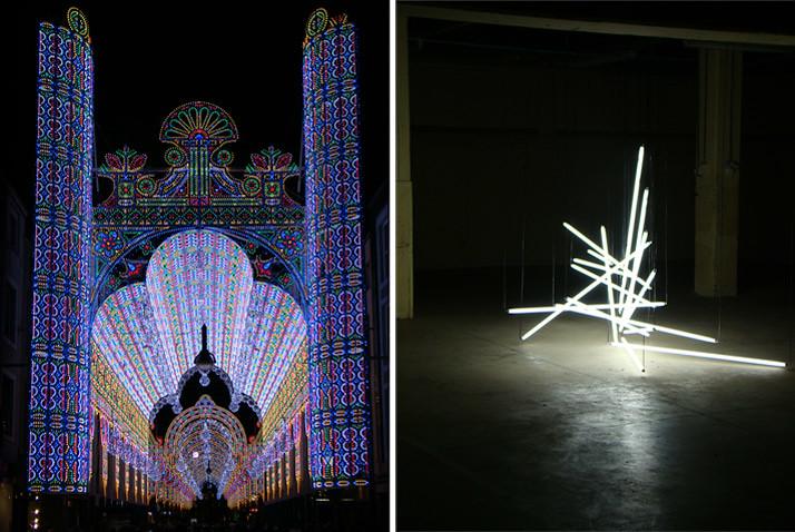 glow eindhoven 2010 internationaal lichtkunstfestival