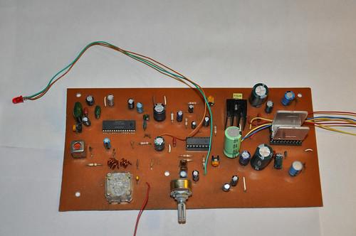 radio fm cxa1619 ba1320 la4108