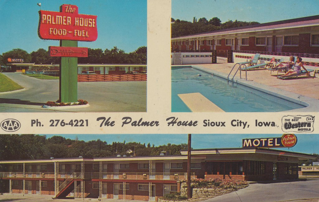 The Palmer House - Sioux City, Iowa