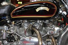 NEC Classic Show - 13 Nov '10 - 004 - Vincent (Rally Pix) Tags: nov show classic 10 vincent 13 004 nec