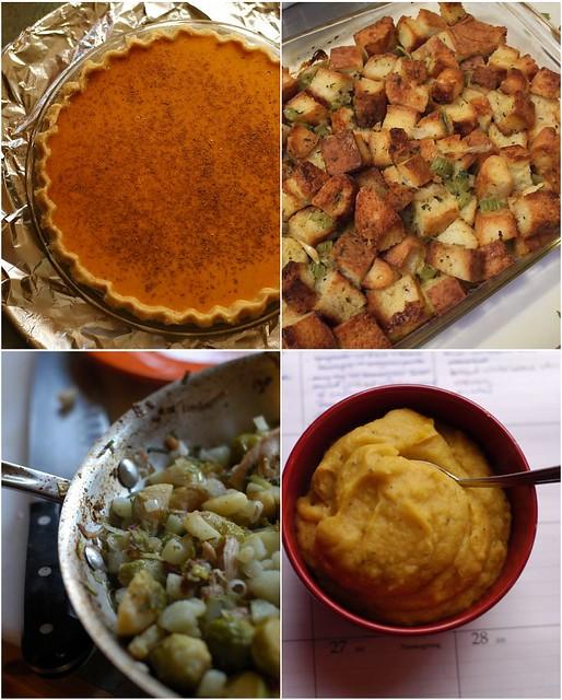 Thanksgiving montage