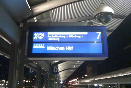 S-Bahn Ausfall, Bremsanlagenstörung & Stehplatz