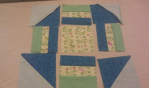 really bad hole in the barn door quilt block