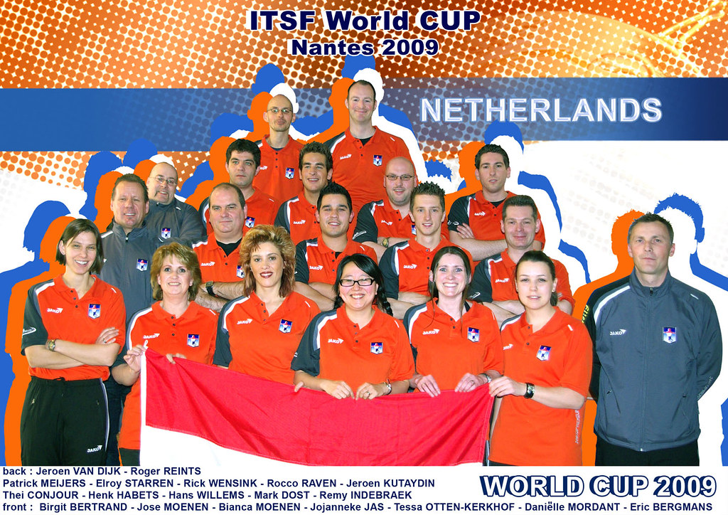 world cup 2009 poster | International Table Soccer Federation