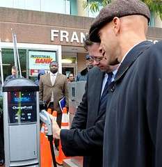 Charge FAST with 240V (DDOTDC) Tags: station center ev charging reeves coulomb fenty levelii chargepoint