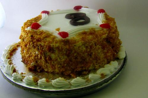 8th Anniversary Cake