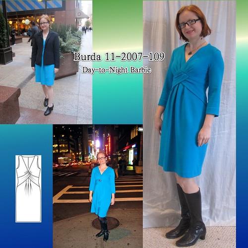 Burda 11-2007-109 Thumbnail