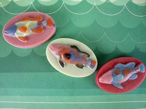 Bass Fish Soaps