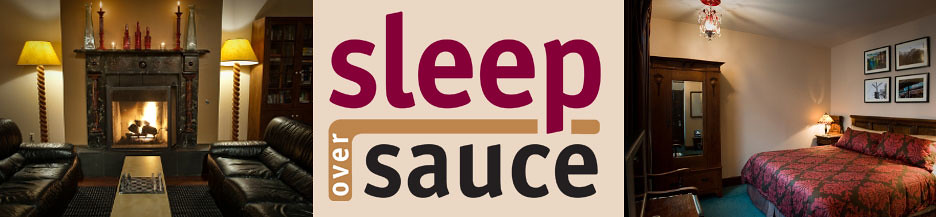 Welcome to Sleep Over Sauce!