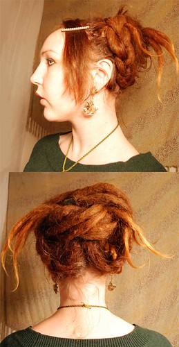 Dread Up-do