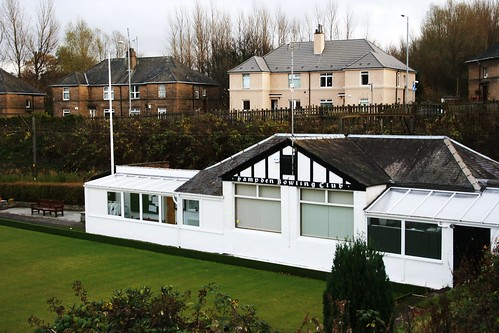 Clubhouse at Hampden Bowling Club