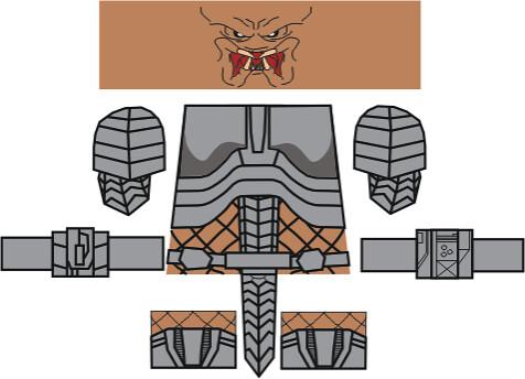 lego indigo tribe warrior decal (Lego Decal Page) Tags: green dc purple lego