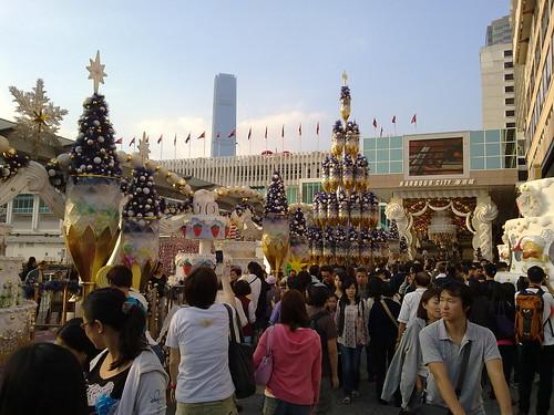 海港城@香港 クリスマスモード