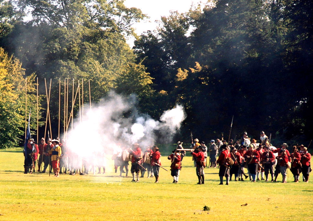 The World's Best Photos of cromwell and reenactment - Flickr Hive Mind