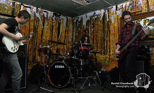 Soviet Crowbeak - Nov. 19th 2010 - Gus' 04