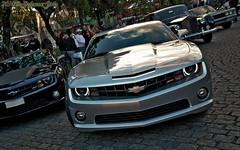 Chevrolet Camaro SS (x2) (Jeferson Milão) Tags: chevrolet brasil gm espanha ss camaro curitiba da praça grilo jeferson batel wwwctbaexoticscom