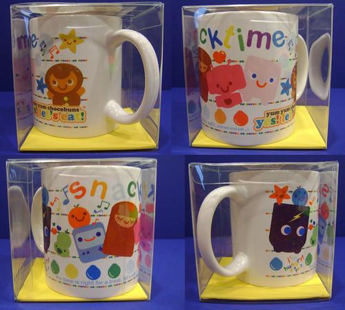 Yum Yum Chocobuns mug